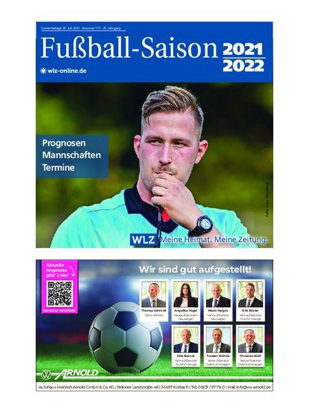 Fussball 2021/22 vom 30.07.2021