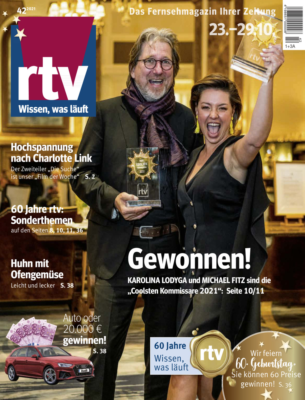RTV KW42-21 vom Freitag, 22.10.2021